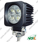 DEL imperméable à l'eau Driving Lamp 12W 10-30V DEL Spot/Flood Light Epsitar DEL Working Light DEL Bar Light