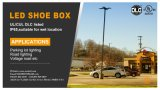 Im Freienled Lighting  Dlc LED Shoebox helles 150W