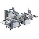 보석과 Gift Box Making Machine From Zhengrun