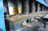 12*4000 hydraulische CNC Scherende Machine voor de Plaat van het Metaal Cuntting