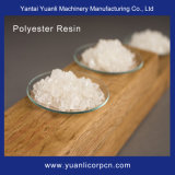 粉のコーティングのためのハイブリッドポリエステル樹脂