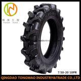 Band de Van uitstekende kwaliteit van de Tractor van het Landbouwbedrijf van het Patroon van China 7.50-20 R1 R2/LandbouwBand