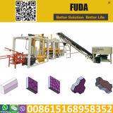 Machine automatique de la brique Qt4-18 avec des ventes de catalogue des prix de circuit hydraulique au Ghana et au Sénégal