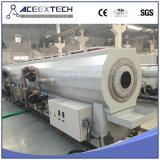 プラスチックPEの給水か排水の管の押出機ライン工場価格