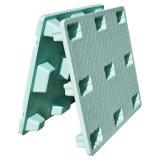 Hohler Plastikschlag-formenprodukt das Plastikladeplatte