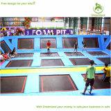 Trampoline 스포츠 공원 (DLJ216)를 이완해 성인