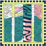 方法は正方形のスカーフをカスタム設計する