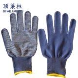 Qualitäts-Kurbelgehäuse-Belüftung punktierte Arbeitshandschuhe vom Shandong-Lieferanten