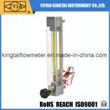 Rotámetro del tubo de cristal del flujo bajo con los interruptores de límite de la alarma