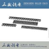 Catena del rullo 520 dell'acciaio inossidabile dello standard internazionale con la ruota dentata