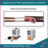machine à haute fréquence Spg-06-II ou Spg-06A-II de chauffage par induction de 6kw 400-700kHz