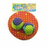 Juguetes para el disco al aire libre del vuelo de la bomba del agua del chapoteo, bolas del juego del deporte