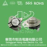 Interruttore del sensore di temperatura per il compressore d'aria