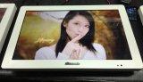19 - Переход города дюйма рекламируя панель LCD индикации рекламируя Signage цифров