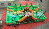 Jungle Park, aufblasbare Fledermaus Spaßstadt, aufblasbares Kinderspielplatz