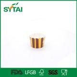 الصين صناعة بيع بالجملة ورقة يكوّن فطيرة تحميص فنجان