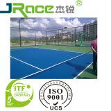 Máquina de alisar o cepillar del deporte del campo de tenis de la PU del silicio de la prueba del agua