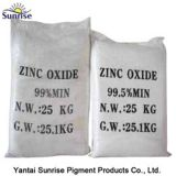 ISO Qualified (99% 99.5% 99.7%) Zinc Oxide