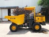 Marca de fábrica de Haiqin carro de descargador hidráulico de 5.0 toneladas (FY50) para la venta