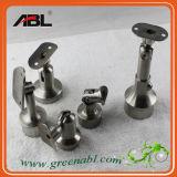 Suporte ajustável CC37 do corrimão do aço inoxidável