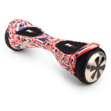 Scooter de équilibrage du meilleur de Noël du cadeau deux individu de roues avec la batterie de la qualité 18650