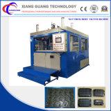 Profesional al por mayor de la máquina de doble calentador termoformadora de plástico