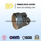 Polia de correia do forjamento V do ferro de molde do OEM para o trator