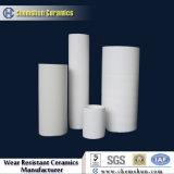 De zuivere Ceramische Koker van het Oxyde van het Aluminium met de Hoge Weerstand van de Slijtage