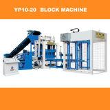 Macchina del blocco, macchina del mattone, macchina per fabbricare i mattoni (PJ10-20)