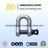CNCの機械化を用いるOEMの投資鋳造