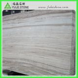 Classical italiano White Marble con Different Veins