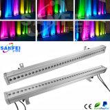 Arandela de la colada del RGB 3 In1 36PCS LED