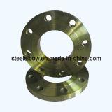 Bride de l'acier du carbone A105n Asme B16.5 Pl