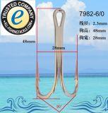 Crochet de pêche en acier inoxydable 7982