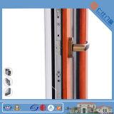Ventana de aluminio de la rotura termal estándar europea/australiana