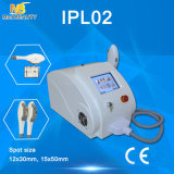 De nieuwe Draagbare die IPL Shr Verwijdering Machine/IPL+RF/IPL Shr van het Haar in China wordt gemaakt