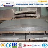Feuille d'AISI solides solubles 310 (BA de délié de miroir 2B)