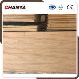 contre-plaqué marin phénolique de plein de bois dur de 25mm faisceau d'eucalyptus pour le R-U