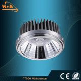 高い発電の熱は取り替える照明LEDスポットライトの電球を散る