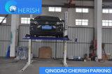 Elevatore idraulico di parcheggio dell'automobile dei due alberini (potrebbe essere ripartito)