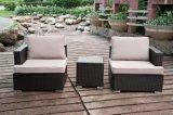 Салон Nicola напольного ротанга патио сада софы мебели Wicker установил (J383)