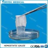 Марля медицинской марли обжатия стерилизации гемостатическая