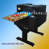 Imprimante à plat à grande vitesse de Digitals
