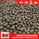 60mn forjó las bolas de pulido del acero para Ghana