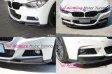 F30 - [M - Tech Bumper] - 3D Design Style Carbon Front Lip Spoiler