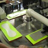 Автоматическая 1 печатная машина экрана правителя канцелярских принадлежностей цвета пластичная