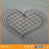 最もよい価格のGabionの熱い浸された電流を通された溶接されたバスケット