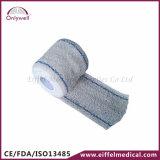 Het medische Katoen van de Eerste hulp omfloerst Elastisch Verband
