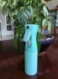 любимчик бутылок воды бутылки брызга продуктов волос 200ml 300ml пластичный