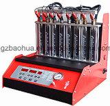 Ho-8h de het automatische Meetapparaat & Reinigingsmachine van de Injecteur van 8 Cilinders